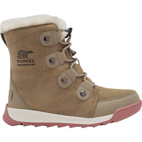 Sorel Whitney II Suede Boots Youth khaki 2